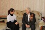 Дети-детям. Программа 4. Встреча с узником концлагеря А.Д.Литвяковым