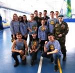 Команда «Десантник» вышла в следующий этап игры «Зарница»