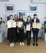 Юные фотографы награждены грамотами